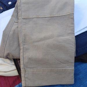 GAP Pants - Gap khaki cargos NWT size 8 tall